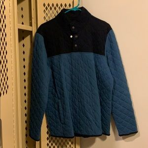 Quilted Sweater